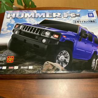 HUMMER - HUMMER H2 RED