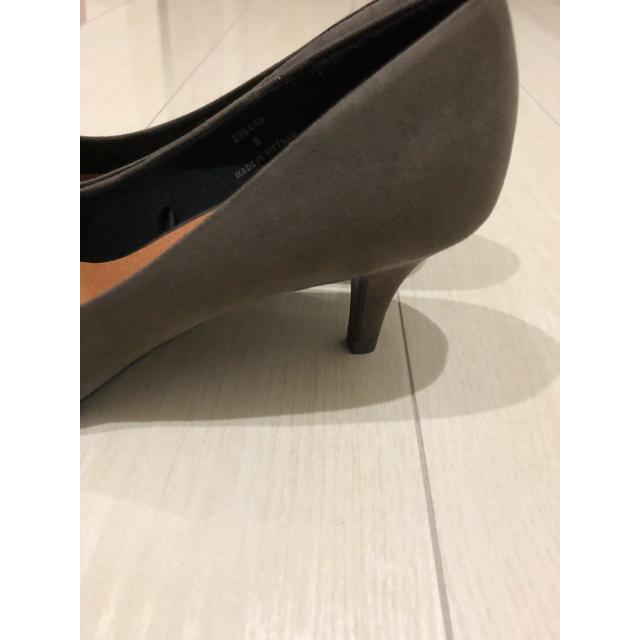 GU(ジーユー)の送料込み!GU✳︎スエード調パンプス レディースの靴/シューズ(ハイヒール/パンプス)の商品写真
