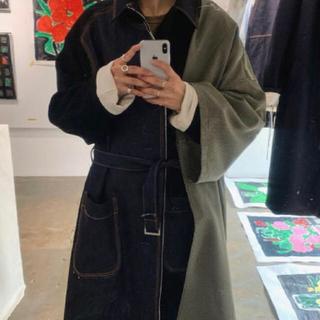1LDK SELECT - khoki コッキ 19FW fall coat コート 2