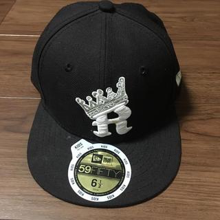 ニューエラー(NEW ERA)のNEW ERA ブラック 52センチ(帽子)