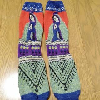 KAPITAL - キャピタル マリア様ソックス 靴下