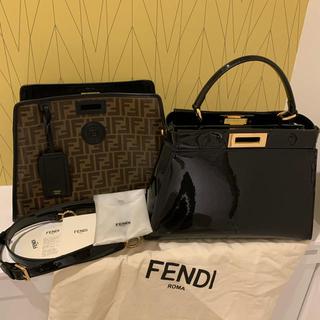 FENDI - フェンディ ❤︎ ピーカブー 2wayディフェンダー