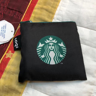 Starbucks Coffee - 新品 スタバ  海外 限定 エコバッグ  日本未発売