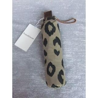 Pinky&Dianne - 新品タグ付■ピンキー&ダイアン■折畳傘携帯便利レオパード柄