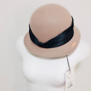 レディー(Rady)のRady 帽子 ハット ベージュ(ハット)