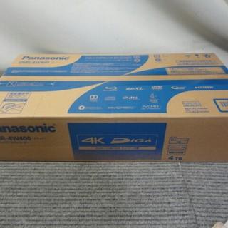 Panasonic - 新品Panasonicブルーレイディスクレコーダー DIGA DMR-4W400