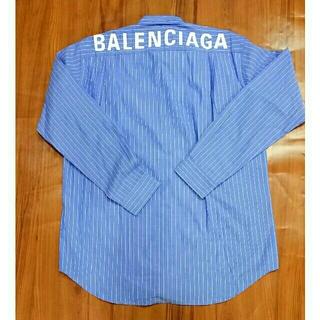 バレンシアガ(Balenciaga)のBALENCIAGA バレンシアガ シャツ レディース 長袖 新品正规品(シャツ)