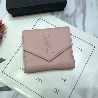 Saint Laurent - YSL ピンク 財布 綺麗 美品