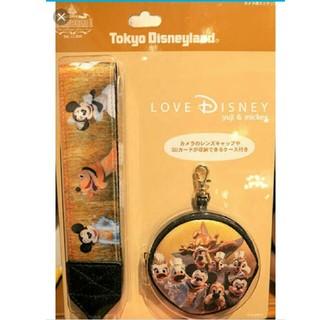 Disney - カメラストラップ