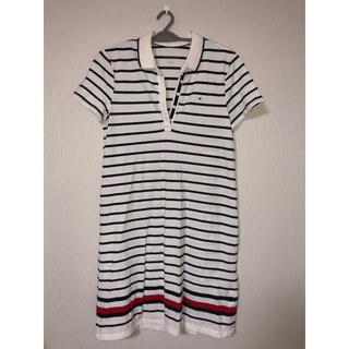 トミーヒルフィガー(TOMMY HILFIGER)のTOMMY HILFIGER ポロシャツ ワンピース(ポロシャツ)