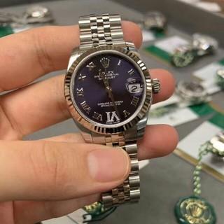 ROLEX - ロレックスログ型178274自動機械 女子時計