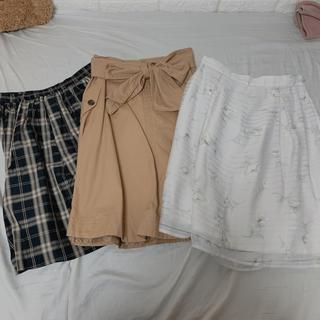 スカート3点セット