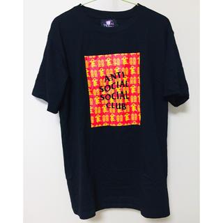 アンチ(ANTI)のASSC LOGO TEE XLサイズ(Tシャツ/カットソー(半袖/袖なし))