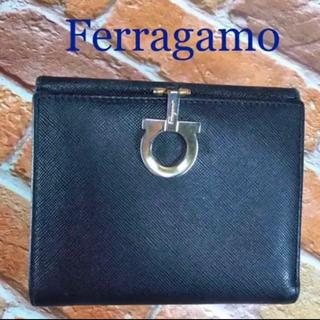サルヴァトーレフェラガモ(Salvatore Ferragamo)のフェラガモ  ガンチーニ 折財布(財布)