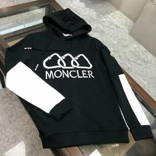 MONCLER - MONCLER スウェット パーカー 長袖トップス トレーナー 男女兼用