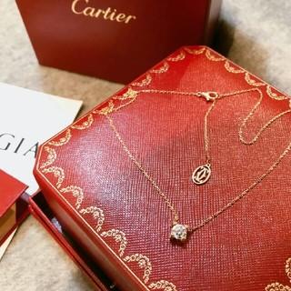Cartier - 極美品 カルティエCのCARTIERプラチナ18 K