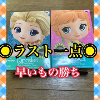 BANDAI - 安すぎる⁉️Qposkte アナ フィギュア 2カラーセット 全2種