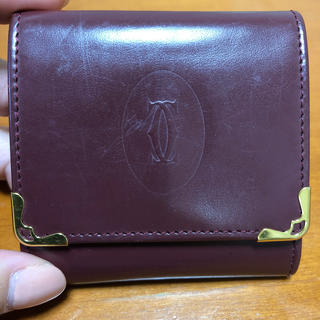 カルティエ(Cartier)の値下げ カルティエ コインケース(コインケース/小銭入れ)