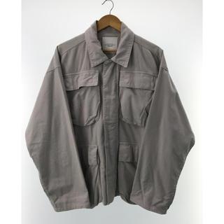 UNUSED - unused 17ssミリタリージャケット