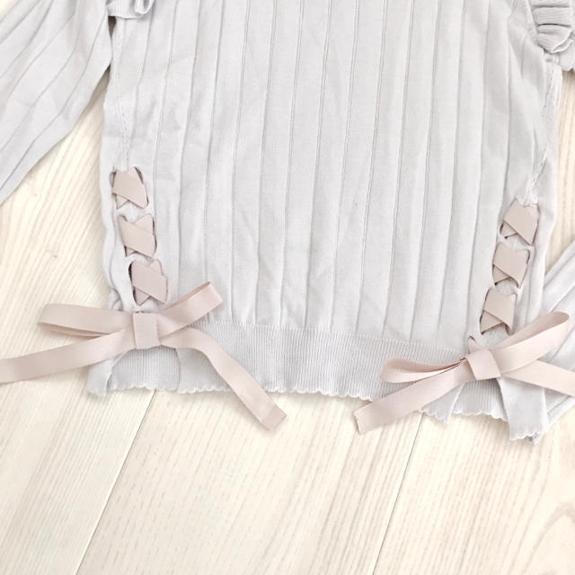 cherry Ann(チェリーアン)の新品!cherry ann ニット レディースのトップス(ニット/セーター)の商品写真