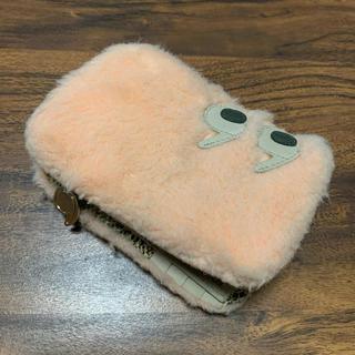 メルシーボークー(mercibeaucoup)のmercibeaucoup 二つ折り財布(財布)