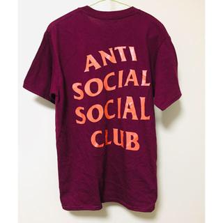 アンチ(ANTI)のASSC LOGO TEE (Tシャツ/カットソー(半袖/袖なし))