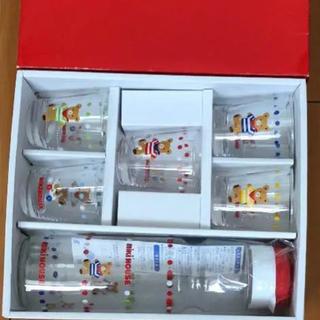 ミキハウス(mikihouse)のミキハウス コップとピチャー セット(グラス/カップ)