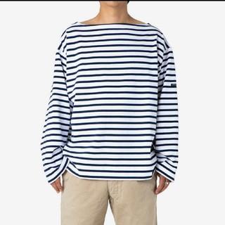 コモリ(COMOLI)のOUTIL  TRICOT AAST サイズ1(Tシャツ/カットソー(七分/長袖))