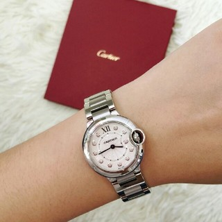 Cartier - カルティエ腕時計女性