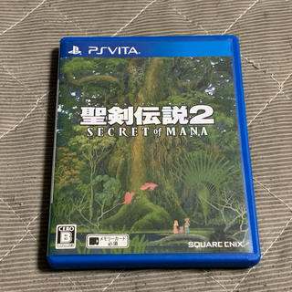 PlayStation Vita - vita 聖剣伝説2 送料無料