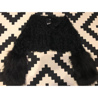 ダブルスタンダードクロージング(DOUBLE STANDARD CLOTHING)のダブルスタンダードクロージング✩ファーコート(毛皮/ファーコート)
