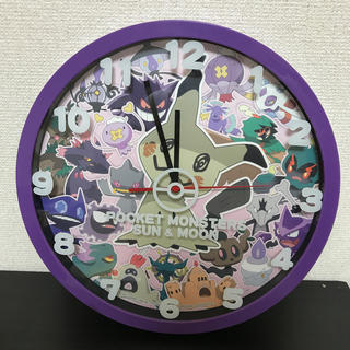 ポケモン(ポケモン)の掛け時計 ポケモン(掛時計/柱時計)