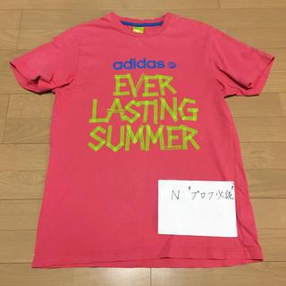 アディダス(adidas)の美品 adidas neo label tee アディダス Tシャツ 半袖(Tシャツ/カットソー(半袖/袖なし))