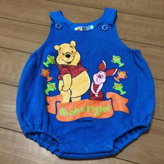 Disney - pooh&piglet   ベビーオール