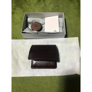 wildswans laconic  ラコニック  ワイルドスワンズ (折り財布)