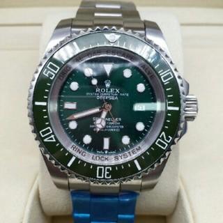 ロレックス(ROLEX)の腕時計機械自動巻(腕時計(デジタル))