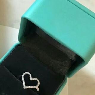 ティファニー(Tiffany & Co.)のTiffany&Co.ティファニー リング 指輪  レディース 正規品 箱付き(リング(指輪))
