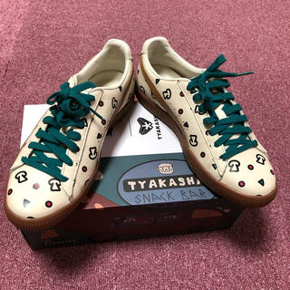 プーマ(PUMA)のClyde Graphic TYAKASHA(スニーカー)