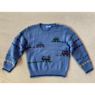 ファミリア(familiar)のfamiliar セーター 110cm(ニット)