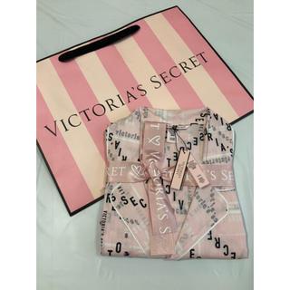 ヴィクトリアズシークレット(Victoria's Secret)の新品  ヴィクトリアシークレット パジャマセット S(パジャマ)