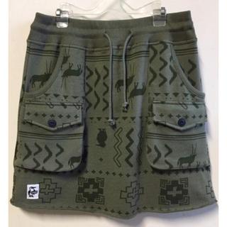 チャムス(CHUMS)の新品 CHUMS Bush Skirt チャムス レディース(ひざ丈スカート)