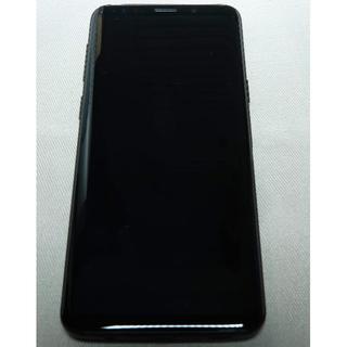 SAMSUNG - 値下げ ドコモ Galaxy S9  SC-02K 黒 美品 SIMロック解除済