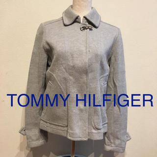 トミーヒルフィガー(TOMMY HILFIGER)のTOMMY HILFIGERグレーブルゾン(ブルゾン)
