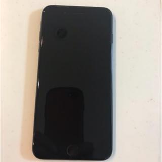 iPhone - iPhone7 plus 128GB ジェットブラック