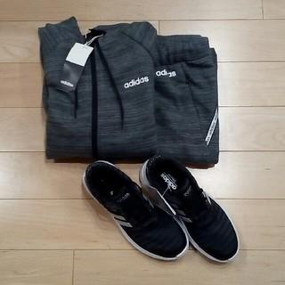 adidas - 新品adidas セットアップ