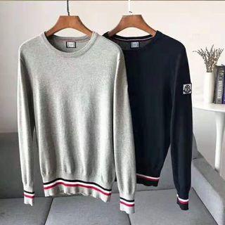 MONCLER - 新品 Moncler丸首のセーター/カットソー
