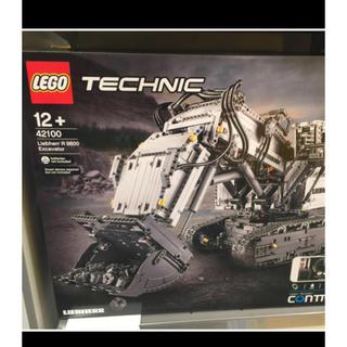 Lego - レゴ(LEGO) テクニック リープヘル R 9800 ショベル 42100