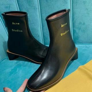 アクネ(ACNE)の新品 Acne Studios  アクネ ストゥディオズ ブーツ ブーティ 36(ブーツ)