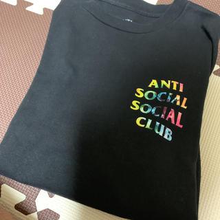 アンチ(ANTI)のアンチソーシャルソーシャルクラブ ティーシャツ(Tシャツ/カットソー(半袖/袖なし))