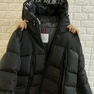 MONCLER - MONCLER モンクレール ダウンジャケット(デカロゴ)